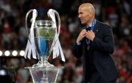 10 HLV giành nhiều Cúp nhất kể từ khi Zidane trở thành 'thuyền trưởng'