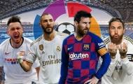 ĐHTB La Liga 2019/2020: Siêu nhân Messi, 'Sát thủ' Ramos