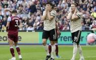 7 thống kê đặc biệt trước trận Manchester United - West Ham United