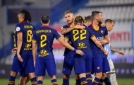 Sao Chelsea bứt tốc kinh hoàng, Roma đánh tennis trên sân SPAL