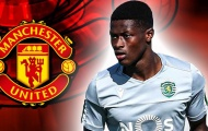 Man United nâng cấp hàng thủ bằng 2 tài năng của Sporting CP