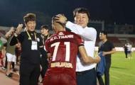 Cầu thủ CLB TP.HCM đồng loạt gửi thông điệp đến HLV Chung Hae-soung