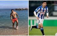Đoàn Văn Hậu khoe cơ bắp trước khi trở về Việt Nam tái xuất V-League