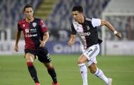 Cãi lời Sarri, Ronaldo nhận cái kết đắng cùng Juve