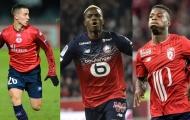 Đội hình cực khủng của Lille nếu không bán bất kỳ bom tấn nào