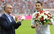 Bayern đề nghị người cũ giữ vai trò đại sứ câu lạc bộ