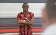 CHÍNH THỨC: Milan mua được hậu vệ phải, ký hợp đồng 5 năm