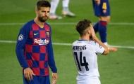 Sao Napoli: 'Chúng tôi đã tặng Barcelona chiến thắng này'
