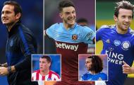 Chelsea và 6 ngôi sao phòng ngự đáng mua nhất hè 2020