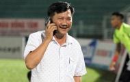Sếp lớn CLB Quảng Nam: 'Không sợ xuống hạng, tôi muốn VPF hủy giải vì...'
