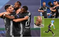 Điên rồ! Sterling hóa 'tội đồ', Man City thua cay đắng trước Lyon tại Champions League