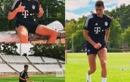 Sau thảm sát, Bayern đón tin cực vui từ trụ cột