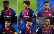 12 tài năng trẻ lò La Masia hứa hẹn phục hưng 'đế chế' Barcelona