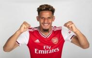 'Tân binh đó sẽ không bước thẳng vào đội hình Arsenal'