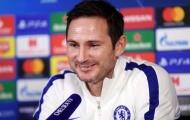 'Đá tảng' Atletico thả thính: 'Tôi luôn theo dõi và yêu Chelsea từ bé'