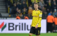 Dortmund nhận tin vui từ tình trạng chấn thương của Marco Reus