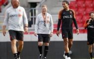 Koeman chia tay tuyển Hà Lan, Van Dijk nói gì?