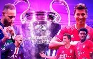 Đội hình kết hợp chung kết Champions League: 'Quái thú' đa năng, kẻ thách thức Ronaldo