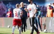 Nagelsmann lên tiếng về thông tin 'cơn lốc cánh trái' về lại Manchester City