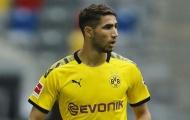 Sau tất cả, Dortmund đã phá vỡ im lặng về việc không mua Hakimi