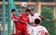 U22 Việt Nam máu lửa, không khoan nhượng Viettel trong trận đấu tập