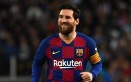 Được hỏi Messi ghi bao nhiêu bàn tại EPL, Robertson trả lời ra sao?