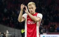 8 cầu thủ mang về cho Ajax 307 triệu bảng trong 3 năm