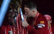 Đề cử giải thưởng PFA: Sao Man City thất thế; Henderson 'giành pole'