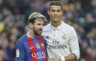Fan Ronaldo 'tổng tấn công' Messi sau tuyên bố ở lại Barca