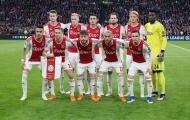 Ajax mất hơn nửa đội hình sau khi tạo địa chấn ở Champions League