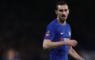 Hàng thủ chật chội, Chelsea đẩy 'người thừa' đến Ý