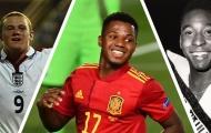 Ansu Fati, Wayne Rooney và những ngôi sao trẻ nhất ghi bàn cho tuyển quốc gia