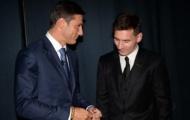 'Chúng tôi không đàm phán mua Messi vì nó chẳng ích gì...'