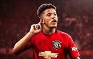 Lật lại lịch sử: Hai yếu tố cho thấy Sancho sớm muộn cũng gia nhập Man United