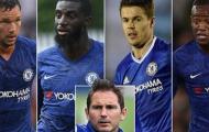 7 'của nợ' Chelsea đang chờ Lampard thanh lọc ở hè 2020