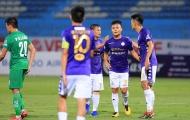 Dội mưa gôn vào lưới XSKT Cần Thơ, CLB Hà Nội đoạt vé vào Bán kết