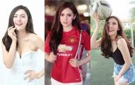 Vẻ đẹp nuột nà của Panicha Vichaidit - CĐV M.U xinh nhất Thái Lan