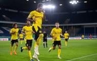 Sancho 'khai hỏa', Hazard lập siêu phẩm, Dortmund đại thắng ở DFB-Pokal