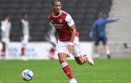 'Đá tảng' Arsenal lên tiếng, hé lộ lý do quyết chọn số áo huyền thoại
