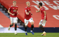 Van de Beek nêu rõ sự bạc nhược của Man Utd