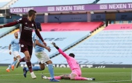 10 con số đặc biệt trận Man City 2-5 Leicester: Vardy hơn cả Messi