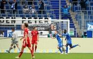 Đỉnh cao trong di chuyển, Bayern Munich bị đối thủ 'đánh sập' hàng phòng ngự