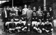 Những bức ảnh cực hiếm về lịch sử bóng đá thành Manchester
