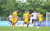 Hải Quân ghi bàn đẹp mắt, Long An vẫn trắng tay trước XMFC Tây Ninh