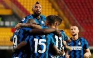 Lukaku ghi bàn ở giây 28, Inter hủy diệt Benevento