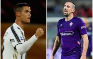 Từ Ronaldo đến Ribery: 10 'ông lão' ngoài 35 đỉnh nhất tại châu Âu