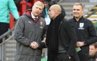 Wenger: 'Pep Guardiola từng xin được chơi cho Arsenal nhưng tôi không đồng ý'