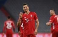Lewandowski lập poker, Bayern thắng Hertha Berlin trong trận cầu siêu kịch tính