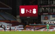 Man Utd 1-6 Spurs, Liverpool 2-7 Villa: Đâu là thất bại nhục nhã nhất EPL?