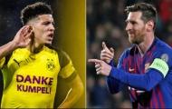 """Patrice Evra: """"Họ có thể mua Sancho, thậm chí là cả Messi"""""""